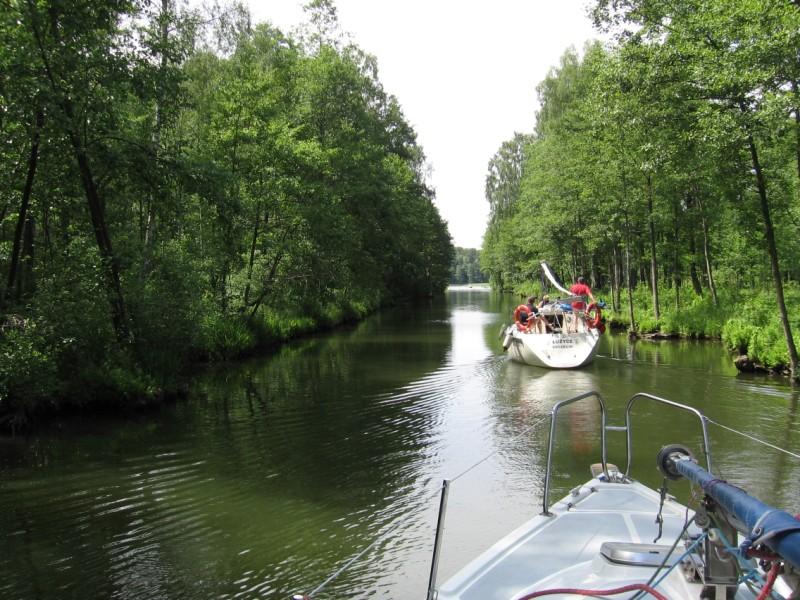 kanal niegocinski
