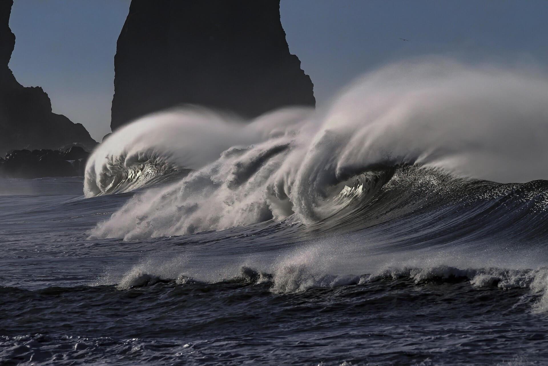 Siła wiatru w skali Beauforta