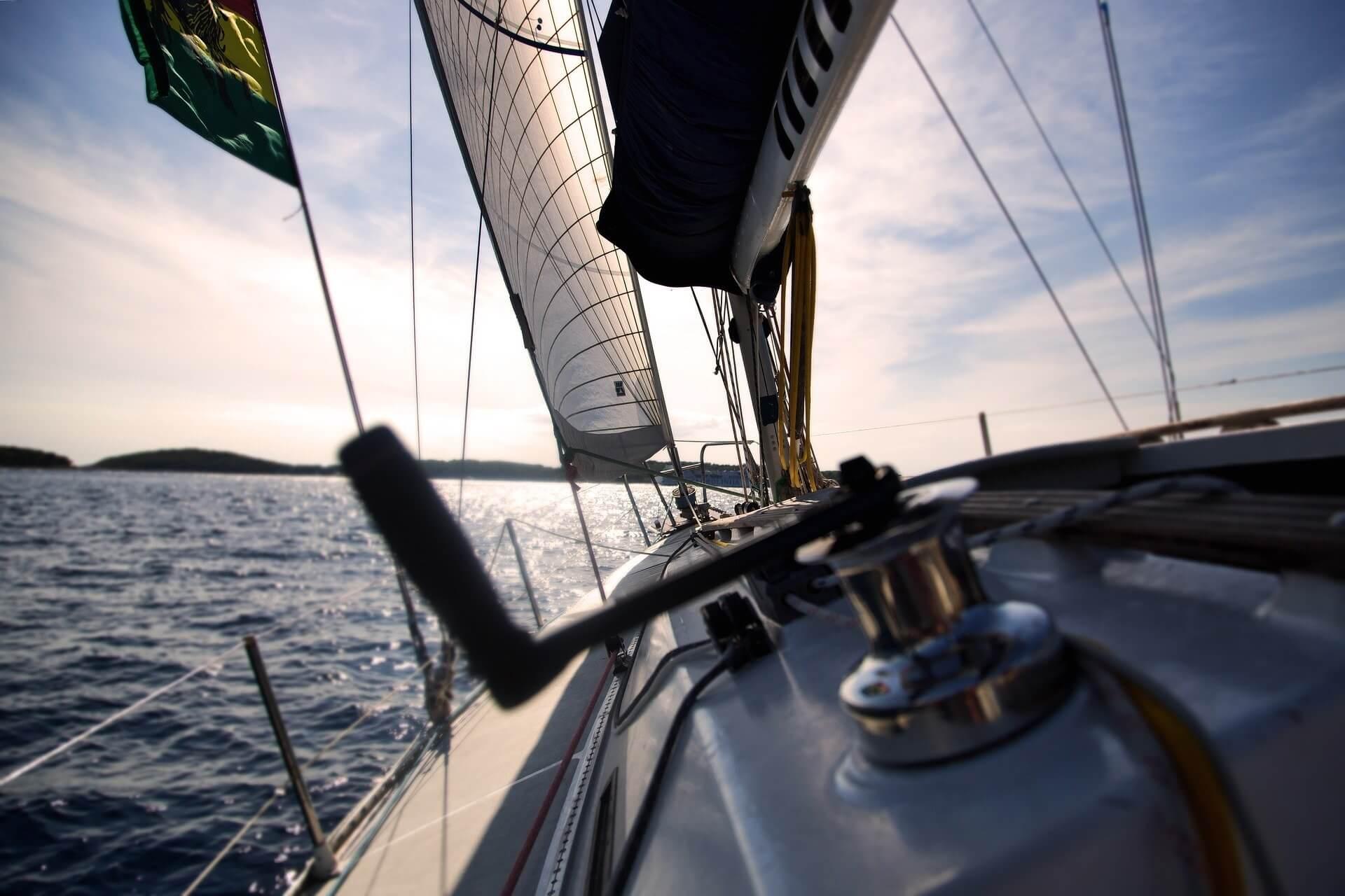 wyposażenie jachtu