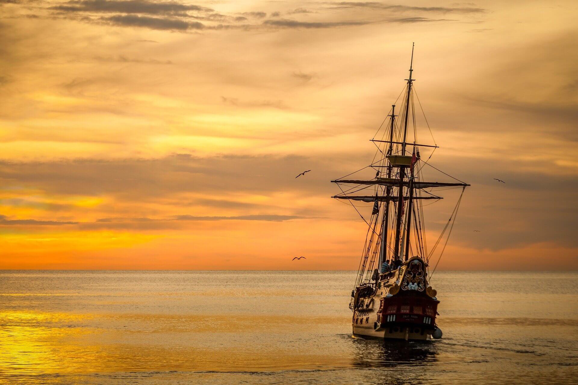 historia zeglarstwa