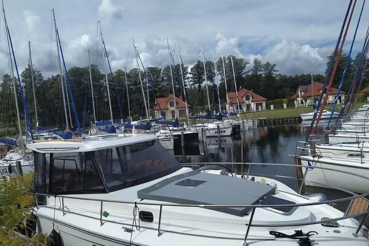 Stillo 30 - Luksusowy Houseboat na wodzie