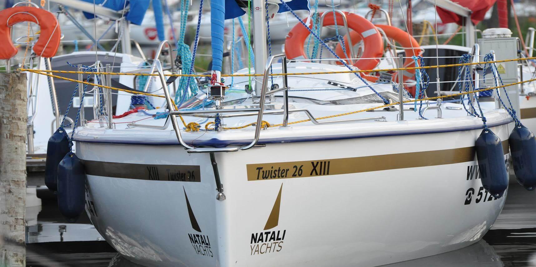Twister 32 - początek nowej ery w żeglarstwie